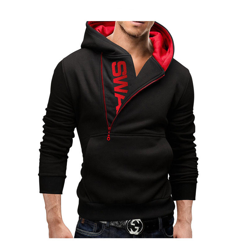 2016 Fashion Mens Long Sleeve Pullover Hoodies Chandal Hombre Hip Top Men Hooded Sweatshirt Plus Size M-5XL NSWT129 - 10MINUS: Online Shopping Destination with High-Quality