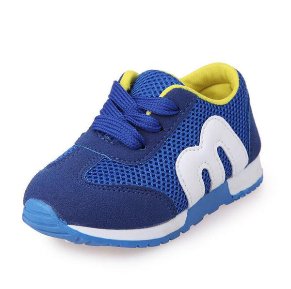 spring summer kids fashion sneakers girls mesh shoes boys running shoes children sports sneakers todder Breathable shoes - Best price in 10minus