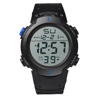 10 minus Blue Fashion New Brand HONHX Water Resistant Watch Men's Boy LCD Digital Stopwatch Date Rubber Sport Wrist Watch Fashion New Brand HONHX Water Resistant Watch Men's Boy LCD Digital Stopwatch Date Rubber Sport Wrist Watch Fashion New Brand HONHX Water Resistant Watch Men's Boy LCD Digital Stopwatch Date Rubber Sport Wrist Watch Blue