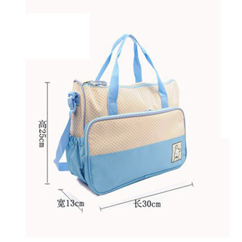 Maternity Nappy Bag For Baby Mummy Bolsa Maternidade Infant Diaper Bags Infantile Mama Stroller Maternity Stuff Storage B0030 - Best price in 10minus