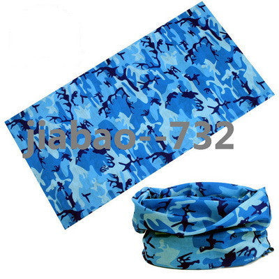 2016 NEW Fashion Mixed harley seamless neck bandana ski cycling Multifunctional Headwear Neck headband Multi Scarf Tube Mask Cap - 10MINUS: Online Shopping Destination with High-Quality