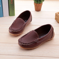 2016 New Arrival Children Shoes Spring Kids Sneakers Candy Color Cute Boys&Girls Flats With Soft Leather Shoes Girl Baby Shoes - 10MINUS: Online Shopping Destination with High-Quality