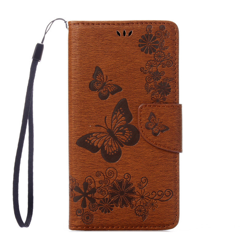 Luxury Wallet PU Leather Case Cover For Coque Lenovo A1000 Case Flip Phone Case Back Cover For Lenovo A 1000 With Card Holder - Best price in 10minus