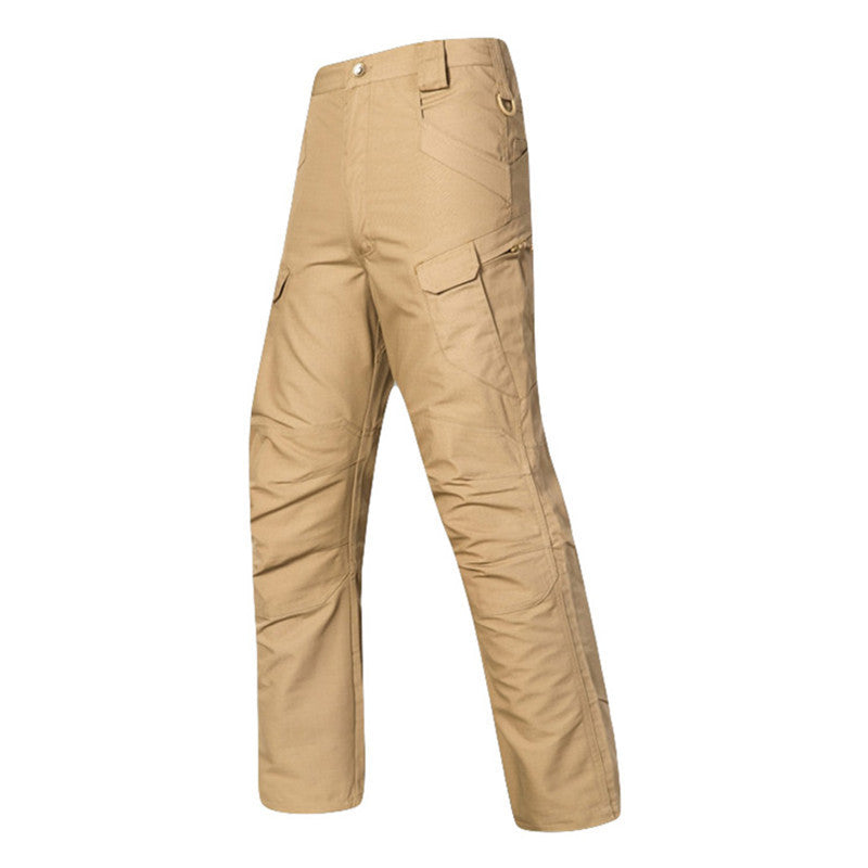 MEGE Military Trousers Tactical IX7 Army Cargo Pants, Ripstop Water-repellent Combat Trouser - 10MINUS: Online Shopping Destination with High-Quality