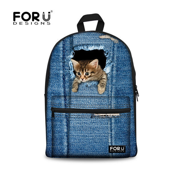 10 minus C3301J New 3D women backpack school girls cute cat print shoulder backpacks for college students campus back pack animal cat face New 3D women backpack school girls cute cat print shoulder backpacks for college students campus back pack animal cat face New 3D women backpack school girls cute cat print shoulder backpacks for college students campus back pack animal cat face C3301J