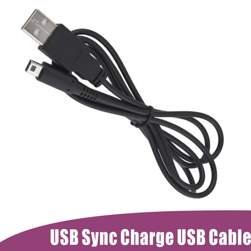 Charge Charing USB Power Cable Cord Charger for Nintendo for 3DS for DSi for NDSI XL - Best price in 10minus