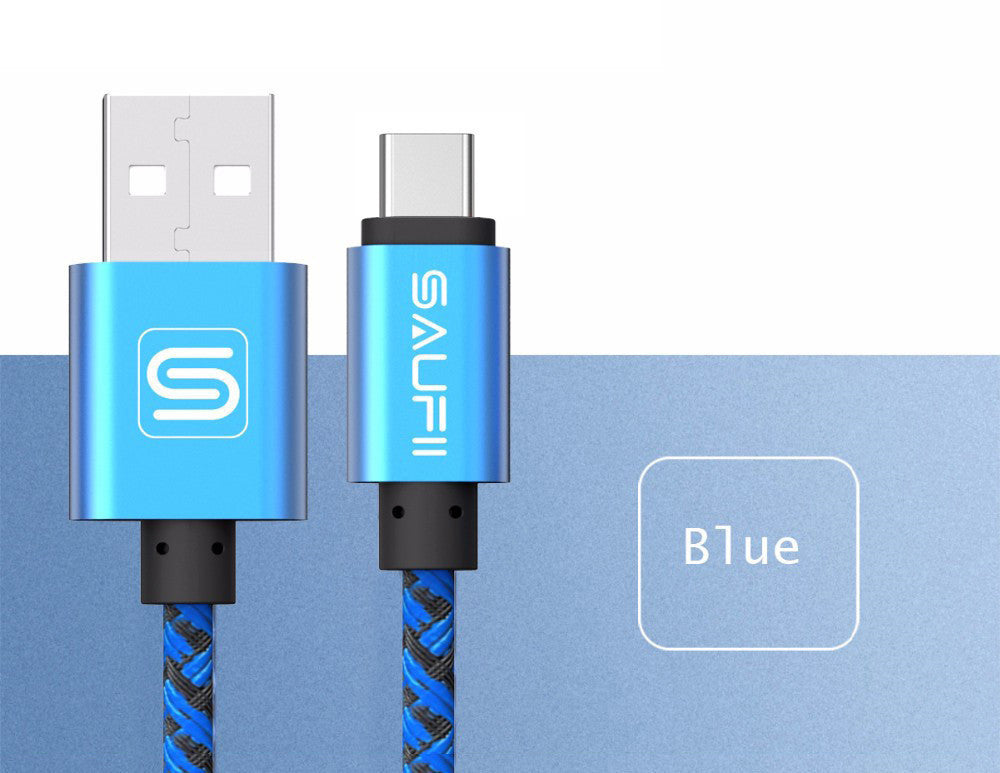 10 MINUS China / Blue / 1m Original SAUFII USB Type C cable for Macbook OnePlus 2 3 type-c charger wire ZUK Z1 2 USB type c cables fast Charging letv Original SAUFII USB Type C cable for Macbook OnePlus 2 3 type-c charger wire ZUK Z1 2 USB type c cables fast Charging letv Original SAUFII USB Type C cable for Macbook OnePlus 2 3 type-c charger wire ZUK Z1 2 USB type c cables fast Charging letv China / Blue / 1m