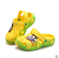 New Cartoon Baby Beach Slipper Children Sandals Wholeas EVA Anti-slip Girls Boys Slippers Summer Garden Shoes Child Slipper - 10MINUS: Online Shopping Destination with High-Quality