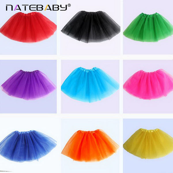 DQ  14 Colors Available Sweetheart Wear Baby Girls Tutu Skirts Chiffon Baby Ballerina Skirt  Christmas Gift Candy Color NH0967 - Best price in 10minus