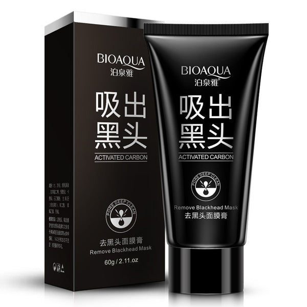 Face Skin Care Suction Black Mask Nose Blackhead Remover Acne Treatment Mask Peeling Peel off Black Head Mud Facial Mask 1594805 - 10MINUS: Online Shopping Destination with High-Quality
