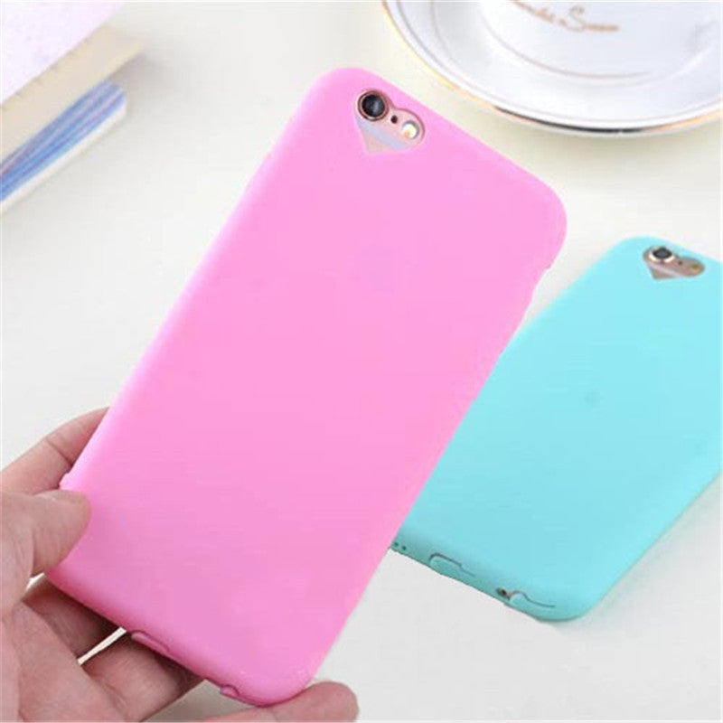 10 minus Fashion Candy Color Phone Back Case for iPhone 7 / 7plus Apple 5 5S SE 6 6S Plus Soft TPU Back Cover Bag Coque Cases Accessories Fashion Candy Color Phone Back Case for iPhone 7 / 7plus Apple 5 5S SE 6 6S Plus Soft TPU Back Cover Bag Coque Cases Accessories Fashion Candy Color Phone Back Case for iPhone 7 / 7plus Apple 5 5S SE 6 6S Plus Soft TPU Back Cover Bag Coque Cases Accessories