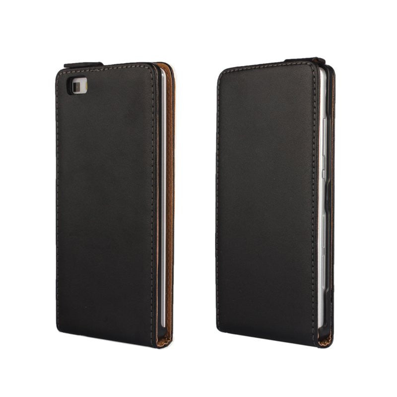 Case Cover For Huawei P8 P8 Lite P9 P9 Lite P7 P6 Flip Leather Mobile Phone Bag Accessory Fundas For Huawei P9 Plus P8 Lite P7 - Best price in 10minus