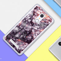 Floral Case For Xiaomi Redmi Note 3 Pro Special Edition Case 152.5mm Elsa Pattern Silicone Cover Soft Plastic TPU Fundas Case - 10MINUS: Online Shopping Destination with High-Quality