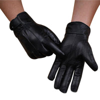 gloves men Winter Super Driving  Gloves With Cashmere Warm motorcycles cool gloves Guantes  de invierno para hombres#LN - Best price in 10minus