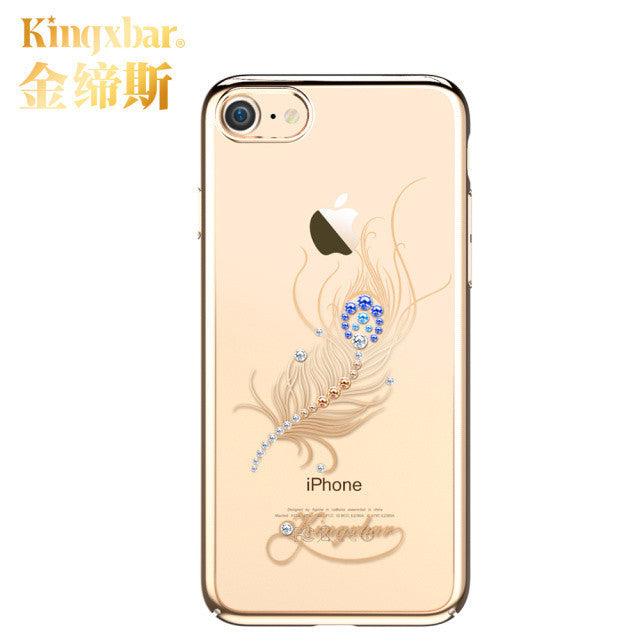 10 MINUS gold 1 / For iPhone 7 Original Kingxbar High Quality Electroplated PC With Crystals from Swarovski Rhinestone Case Cover For Apple iPhone 7 / 7 Plus Original Kingxbar High Quality Electroplated PC With Crystals from Swarovski Rhinestone Case Cover For Apple iPhone 7 / 7 Plus Original Kingxbar High Quality Electroplated PC With Crystals from Swarovski Rhinestone Case Cover For Apple iPhone 7 / 7 Plus gold 1 / For iPhone 7