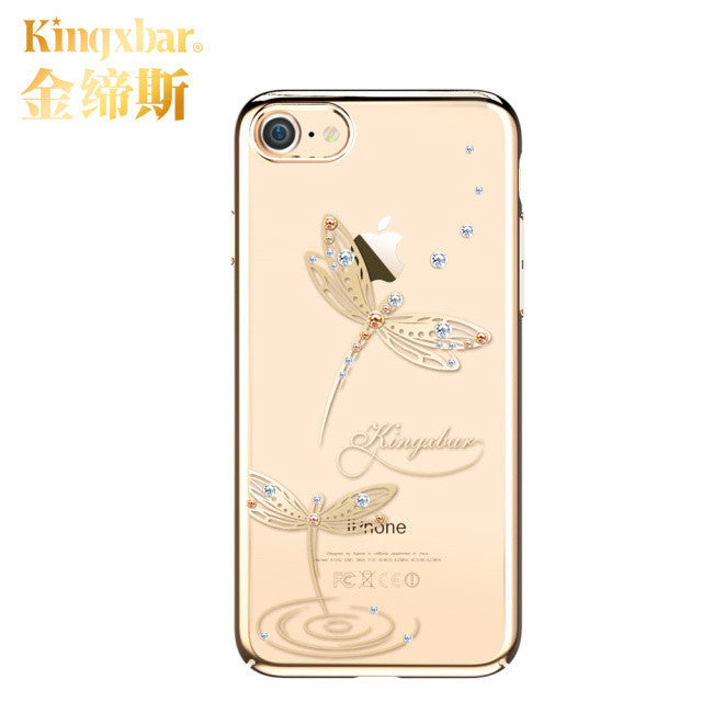 10 MINUS gold 3 / For iPhone 7 Original Kingxbar High Quality Electroplated PC With Crystals from Swarovski Rhinestone Case Cover For Apple iPhone 7 / 7 Plus Original Kingxbar High Quality Electroplated PC With Crystals from Swarovski Rhinestone Case Cover For Apple iPhone 7 / 7 Plus Original Kingxbar High Quality Electroplated PC With Crystals from Swarovski Rhinestone Case Cover For Apple iPhone 7 / 7 Plus gold 3 / For iPhone 7
