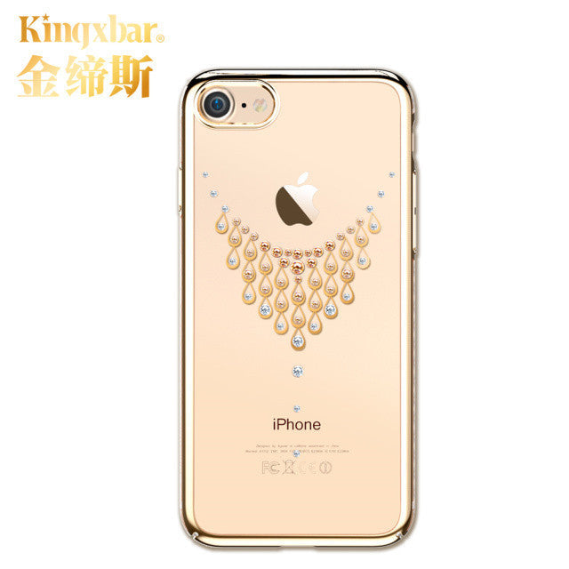 10 MINUS gold 4 / For iPhone 7 Original Kingxbar High Quality Electroplated PC With Crystals from Swarovski Rhinestone Case Cover For Apple iPhone 7 / 7 Plus Original Kingxbar High Quality Electroplated PC With Crystals from Swarovski Rhinestone Case Cover For Apple iPhone 7 / 7 Plus Original Kingxbar High Quality Electroplated PC With Crystals from Swarovski Rhinestone Case Cover For Apple iPhone 7 / 7 Plus gold 4 / For iPhone 7