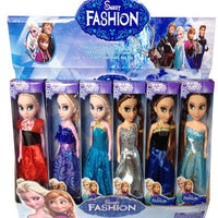 High Quality Boneca 17cm Elsa Doll Girls Toys Fever 2 Princess Anna And Elsa Dolls Clothes For Dolls Children Gifts XH1 - 10MINUS: Online Shopping Destination with High-Quality