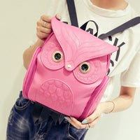 10 minus Hot Pink / China Fashion Cute Owl Backpack Women Cartoon School Bags For Teenagers Girls PU Leather Women Backpack Brands Mochila Sac A Dos Fashion Cute Owl Backpack Women Cartoon School Bags For Teenagers Girls PU Leather Women Backpack Brands Mochila Sac A Dos Fashion Cute Owl Backpack Women Cartoon School Bags For Teenagers Girls PU Leather Women Backpack Brands Mochila Sac A Dos Hot Pink / China