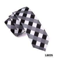 2016 new Men's fashion tie 6CM were thin gray tie mature business career 3 - 10MINUS: Online Shopping Destination with High-Quality
