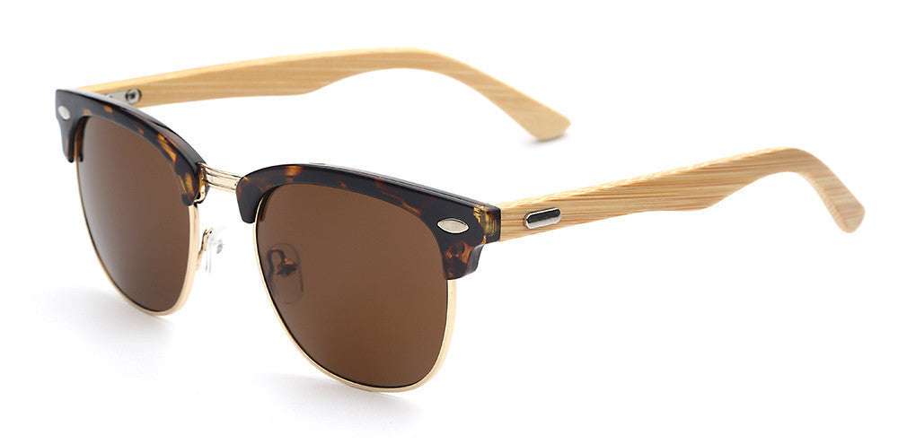 2016 New brand designer bamboo sunglasses wood for women men vintage glasses retro mens gafas oculos oculos de sol madeira - 10MINUS: Online Shopping Destination with High-Quality