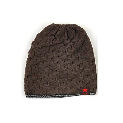 2016 band beanies winter men knitted hat reversible beanie for new women unisex baggy warm ski skullies skull cap bonnets gorros - 10MINUS: Online Shopping Destination with High-Quality