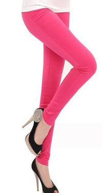 2016 fashion Women Pencil Pants Paige High elasticity  Korean style Leisure High quality trousers S-6XL size - 10MINUS: Online Shopping Destination with High-Quality