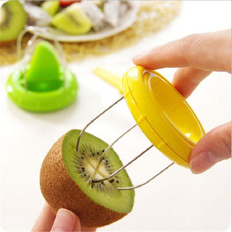 Mini Fruit Cutter Peeler Slicer Kitchen Gadgets Tools For Pitaya Green Kiwi New #184 - Best price in 10minus