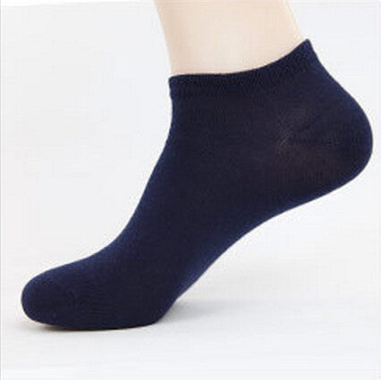 2016 New Spring Summer Autumn Casual Brand Men Cotton Socks Bamboo Cotton Ankle Invisible Male Socks Free Shipping 6M0003 - 10MINUS: Online Shopping Destination with High-Quality