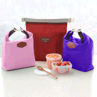 New fashion ice pack cooler bag picnic bag lunch bag lunch bag - 10MINUS: Online Shopping Destination with High-Quality