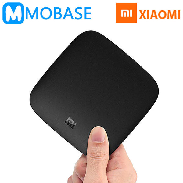 [Official International Version] Xiaomi Mi Box 3 Android 6.0 TV Box 2G/8G Dual WiFi Kodi Smart TV IPTV Media Player Set Top Box - 10MINUS: Online Shopping Destination with High-Quality