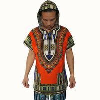 2016 New Fashion Design Traditional African Clothing Print 100% Cotton Dashiki Hoodies women men Dashiki Hoodie - 10MINUS: Online Shopping Destination with High-Quality