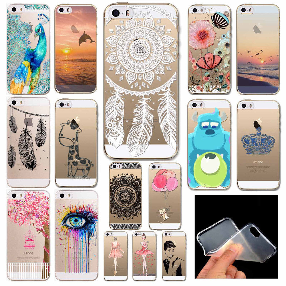 10 MINUS Phone Back Cases For iPhone 5 iPhone 5s SE Ultra Thin Soft TPU Silicon Printed Animals Flower Beauty Girl Back Case Cover Phone Back Cases For iPhone 5 iPhone 5s SE Ultra Thin Soft TPU Silicon Printed Animals Flower Beauty Girl Back Case Cover Phone Back Cases For iPhone 5 iPhone 5s SE Ultra Thin Soft TPU Silicon Printed Animals Flower Beauty Girl Back Case Cover