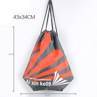 2016 Fashion Drawing Reusable Bag Children SchoolBags Kids Bags Girls Boys Cartoon Waterproof Child Shopping Backpack - 10MINUS: Online Shopping Destination with High-Quality