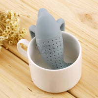 10 minus PREUP Manatee Shape Tea Infuser Pure Soft Silicone Rubber Loose Tea Leaf Strainer Herbal Spice Filter Diffuser Kitchen Gadget PREUP Manatee Shape Tea Infuser Pure Soft Silicone Rubber Loose Tea Leaf Strainer Herbal Spice Filter Diffuser Kitchen Gadget PREUP Manatee Shape Tea Infuser Pure Soft Silicone Rubber Loose Tea Leaf Strainer Herbal Spice Filter Diffuser Kitchen Gadget