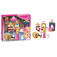 Princess Dream Sleeping Beauty House Friends Model Set Building Blocks Assembling Figure Gifts Toys Bricks Education - 10MINUS: Online Shopping Destination with High-Quality