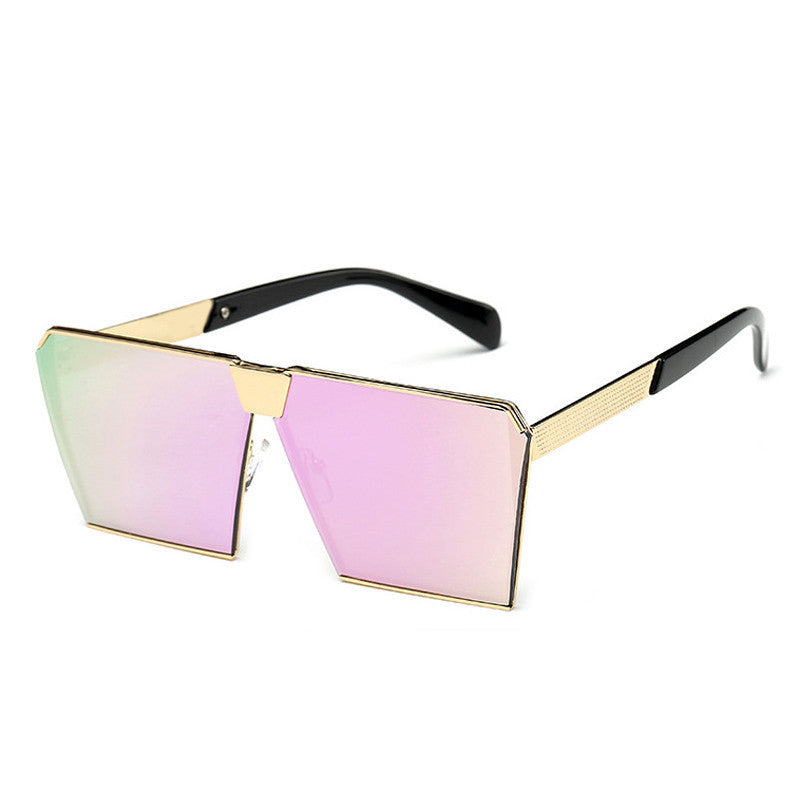 ROYAL GIRL 2017 New Color Women Sunglasses Unique Oversize Shield UV400 Gradient Vintage eyeglasses frames for Women #ss953 - 10MINUS: Online Shopping Destination with High-Quality
