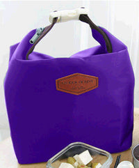 New fashion ice pack cooler bag picnic bag lunch bag lunch bag - Best price in 10minus