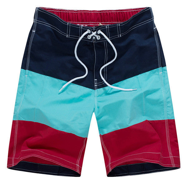 2016 New Arrived Casual Ocean Beach Shorts Easy dry high-quality Patchwork Color Shorts Pants  Man Shorts Cool Clothing - 10MINUS: Online Shopping Destination with High-Quality