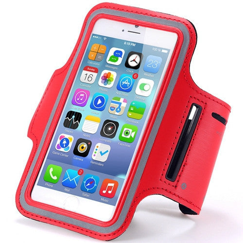 New hot Casual PU Brush Surface Workout Cover Sport Gym Case For iPhone 6 6S 4.7 Arm Band Waterproof Pouch for Apple iphone6 6S - 10MINUS: Online Shopping Destination with High-Quality