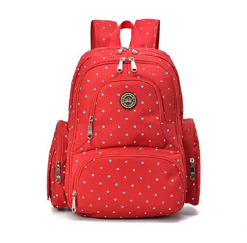 7 Colors 2016 Functional Maternity Backpack Baby Diaper Bags Nappy Changing Bags For Travel Mother Mummy With Big Capacity - 10MINUS: Online Shopping Destination with High-Quality