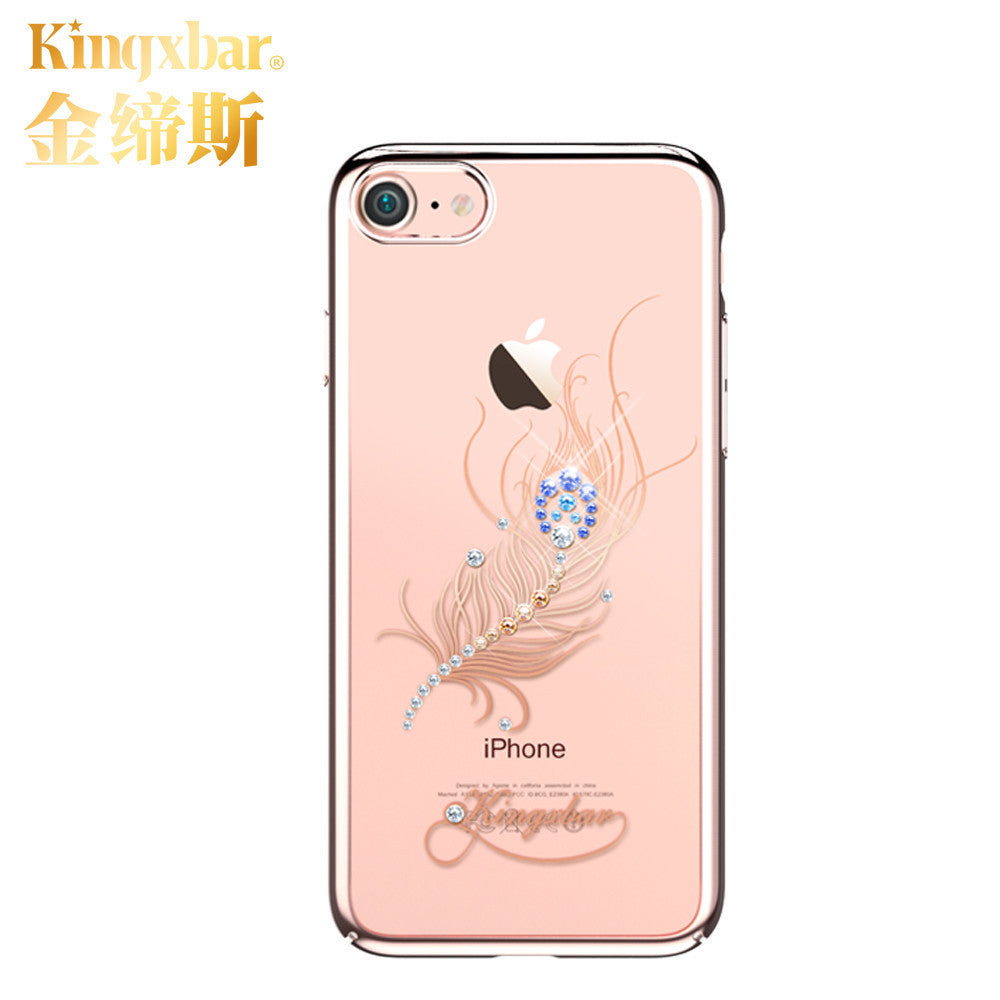 10 MINUS rose gold 5 / For iPhone 7 Original Kingxbar High Quality Electroplated PC With Crystals from Swarovski Rhinestone Case Cover For Apple iPhone 7 / 7 Plus Original Kingxbar High Quality Electroplated PC With Crystals from Swarovski Rhinestone Case Cover For Apple iPhone 7 / 7 Plus Original Kingxbar High Quality Electroplated PC With Crystals from Swarovski Rhinestone Case Cover For Apple iPhone 7 / 7 Plus rose gold 5 / For iPhone 7