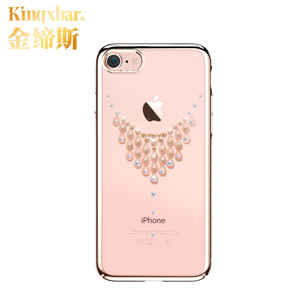 10 MINUS rose gold 8 / For iPhone 7 Original Kingxbar High Quality Electroplated PC With Crystals from Swarovski Rhinestone Case Cover For Apple iPhone 7 / 7 Plus Original Kingxbar High Quality Electroplated PC With Crystals from Swarovski Rhinestone Case Cover For Apple iPhone 7 / 7 Plus Original Kingxbar High Quality Electroplated PC With Crystals from Swarovski Rhinestone Case Cover For Apple iPhone 7 / 7 Plus rose gold 8 / For iPhone 7