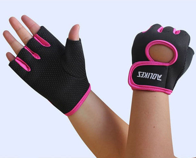 2016 New Drop Shipping Sports Gloves Fitness Exercise Training Gym anti-skid Gloves Multifunction for Men & Women - 10MINUS: Online Shopping Destination with High-Quality