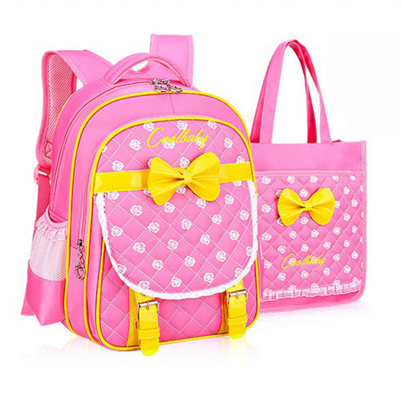Sell New Children School Bags For Girls High Quality Nylon Children Backpack School Backpacks Book Bag 2016 Free Shipping D318 - 10MINUS: Online Shopping Destination with High-Quality