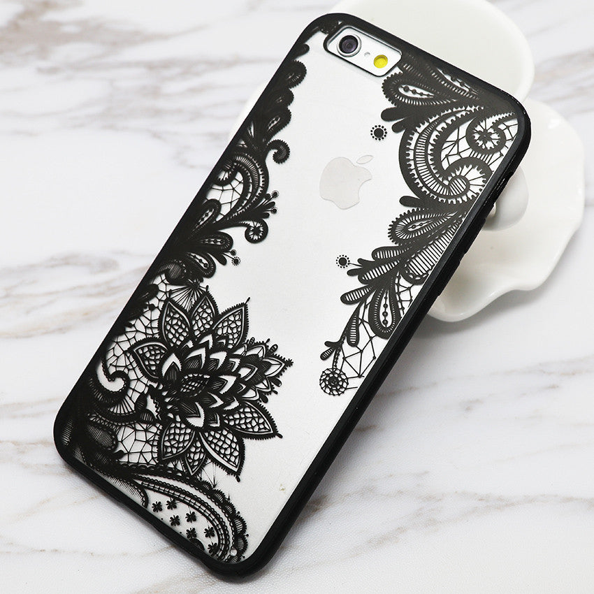 10 MINUS Sexy Lace Floral Paisley Flower Mandala Henna Clear Case For iphone 6 6S Plus 6Plus Phone Cases Fashion Cartoon Capa Back Cover Sexy Lace Floral Paisley Flower Mandala Henna Clear Case For iphone 6 6S Plus 6Plus Phone Cases Fashion Cartoon Capa Back Cover Sexy Lace Floral Paisley Flower Mandala Henna Clear Case For iphone 6 6S Plus 6Plus Phone Cases Fashion Cartoon Capa Back Cover