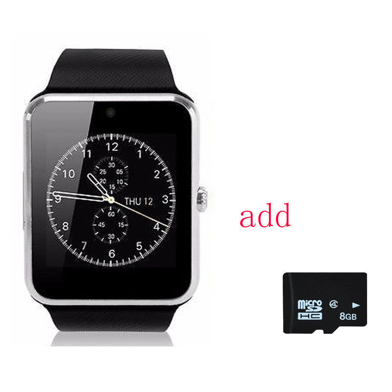 10 minus silver add 8gTF Bluetooth Smartwatch GT08 Smart Watch phone with SIM TF Card Camera Sport Fitness Tracker clever smart Clock for Android  DZ Bluetooth Smartwatch GT08 Smart Watch phone with SIM TF Card Camera Sport Fitness Tracker clever smart Clock for Android  DZ Bluetooth Smartwatch GT08 Smart Watch phone with SIM TF Card Camera Sport Fitness Tracker clever smart Clock for Android  DZ silver add 8gTF