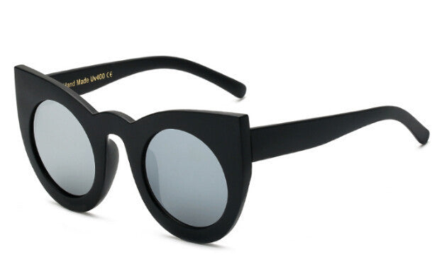 10 minus silver lens Peekaboo 2017 fashion sexy round cat eye sunglasses gradient white black big ladies sun glasses for women cat eye luxury oculos Peekaboo 2017 fashion sexy round cat eye sunglasses gradient white black big ladies sun glasses for women cat eye luxury oculos Peekaboo 2017 fashion sexy round cat eye sunglasses gradient white black big ladies sun glasses for women cat eye luxury oculos silver lens