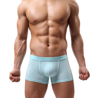 New Sexy Men Underwear 2016 Fashion uUnderwear Men Boxer Shorts Bulge Pouch Soft Underpants Boxers - Best price in 10minus