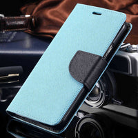 Luxury Wallet Stand Flip Case for Samsung Galaxy S3 SIII I9300 Colorful Leather Phone Accessories Logo Cover Bags Cute Custom S3 - 10MINUS: Online Shopping Destination with High-Quality